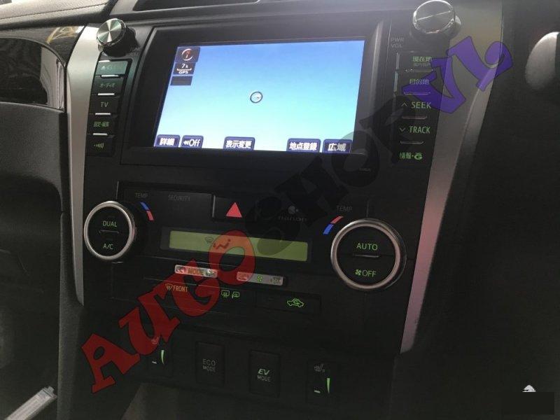 Магнитофон Toyota Camry AVV50 2ARFXE 12.2011г. (б/у)