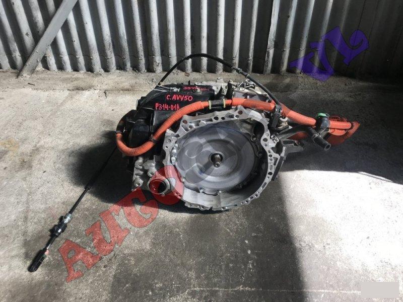 Вариатор Toyota Camry AVV50 2ARFXE 12.2011г. (б/у)