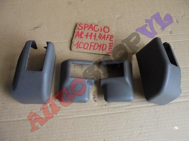 Пластик сидений Toyota Corolla Spacio AE111 4AFE 09.1999г. передний (б/у)