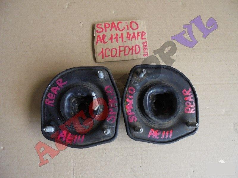 Чашка опоры амортизатора Toyota Corolla Spacio AE111 4AFE 09.1999г. задняя (б/у)