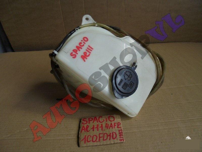 Бачок стеклоомывателя Toyota Corolla Spacio AE111 4AFE 09.1999г. (б/у)