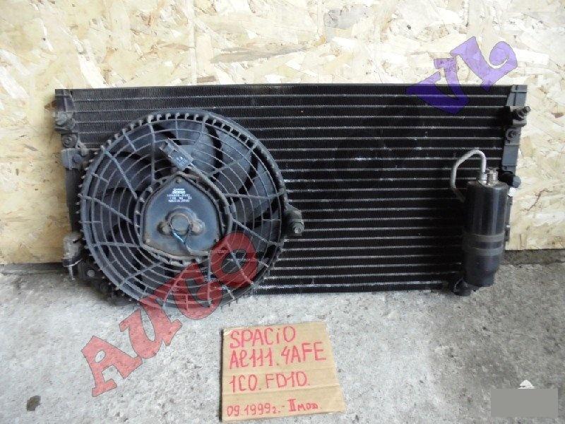 Радиатор кондиционера Toyota Corolla Spacio AE111 4AFE 09.1999г. (б/у)