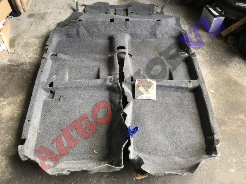 Ковер пола Toyota Corolla Spacio AE111 4AFE 09.1999г. (б/у)