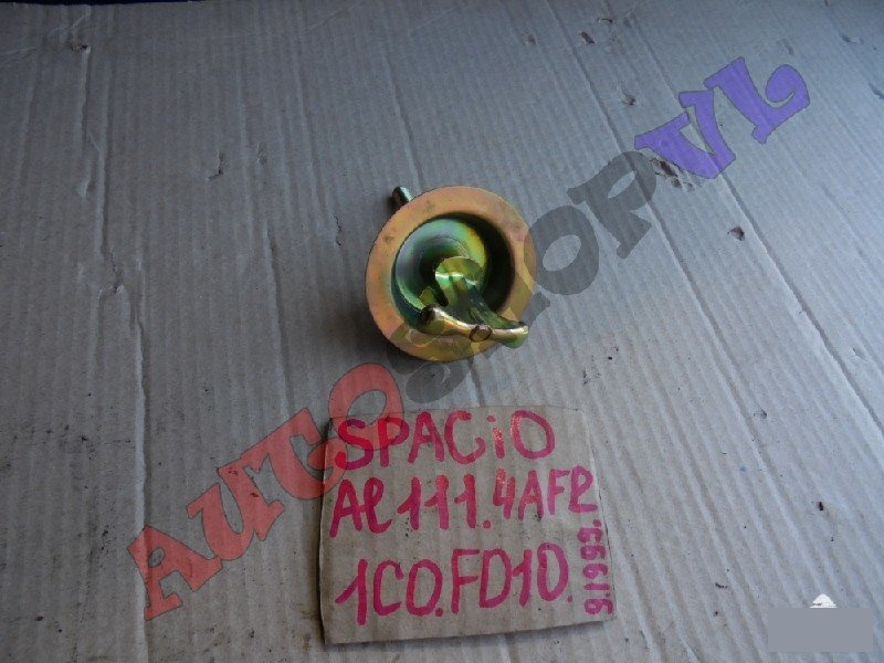 Крепление запасного колеса Toyota Corolla Spacio AE111 4AFE 09.1999г. (б/у)