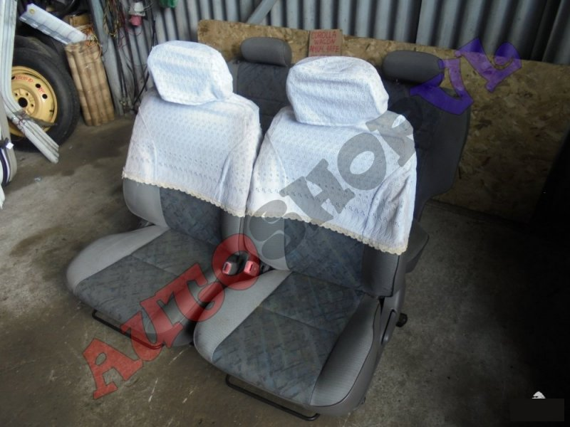 Сидение Toyota Corolla Wagon AE104 4AFE 06.1998г. (б/у)