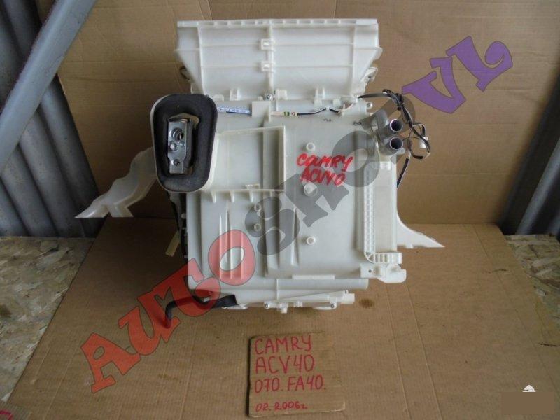 Печка Toyota Camry ACV40 2AZFE 02.2006г. (б/у)