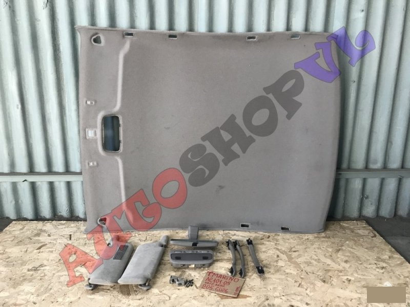 Обшивка потолка Toyota Sprinter Marino AE101 (б/у)