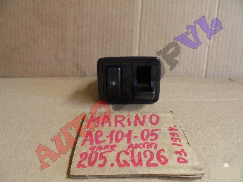 Кнопка обогрева заднего стекла Toyota Sprinter Marino AE101 (б/у)