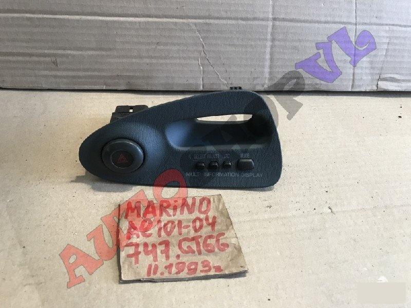 Кнопка аварийной сигнализации Toyota Sprinter Marino AE101 (б/у)