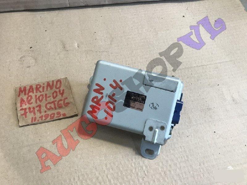 Блок управления замками Toyota Sprinter Marino AE101 4AFE (б/у)