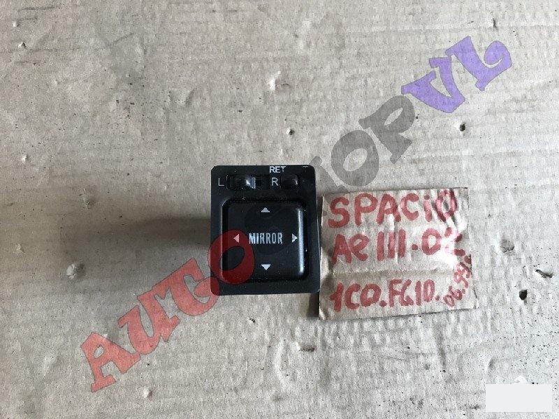 Блок управления зеркалами Toyota Corolla Spacio AE111 4AFE 06.1999г. (б/у)