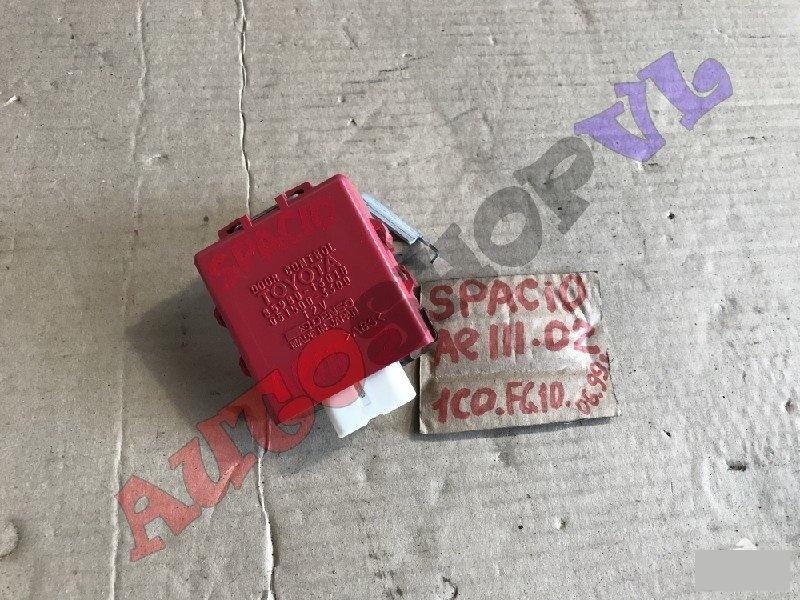 Блок управления дверьми Toyota Corolla Spacio AE111 4AFE 06.1999г. (б/у)