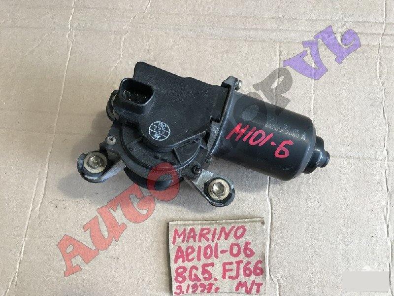 Мотор дворников Toyota Sprinter Marino AE101 передний (б/у)