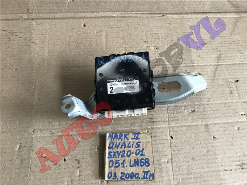 Блок управления abs Toyota Mark Ii Qualis SXV20 5SFE 03.2000 (б/у)