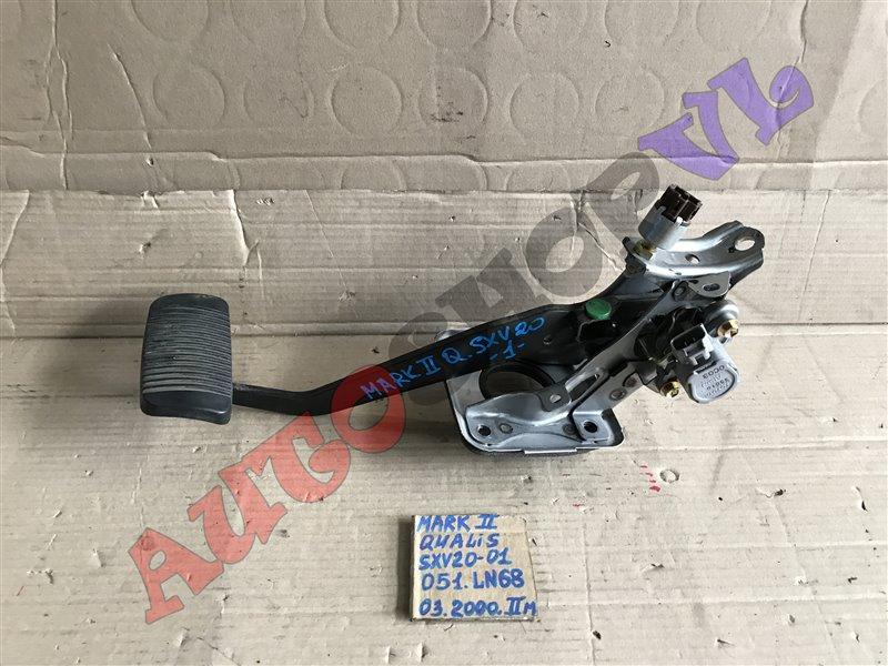 Педаль тормоза Toyota Mark Ii Qualis SXV20 5SFE 03.2000 (б/у)