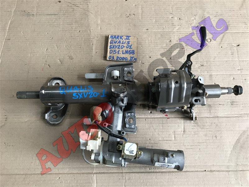 Рулевая колонка Toyota Mark Ii Qualis SXV20 5SFE 03.2000 (б/у)