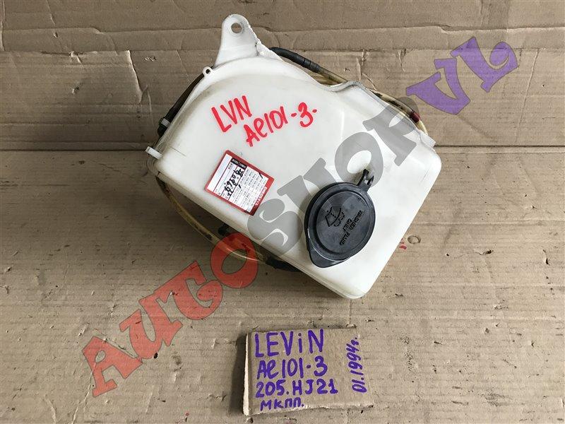 Бачок стеклоомывателя Toyota Corolla Levin AE101 (б/у)