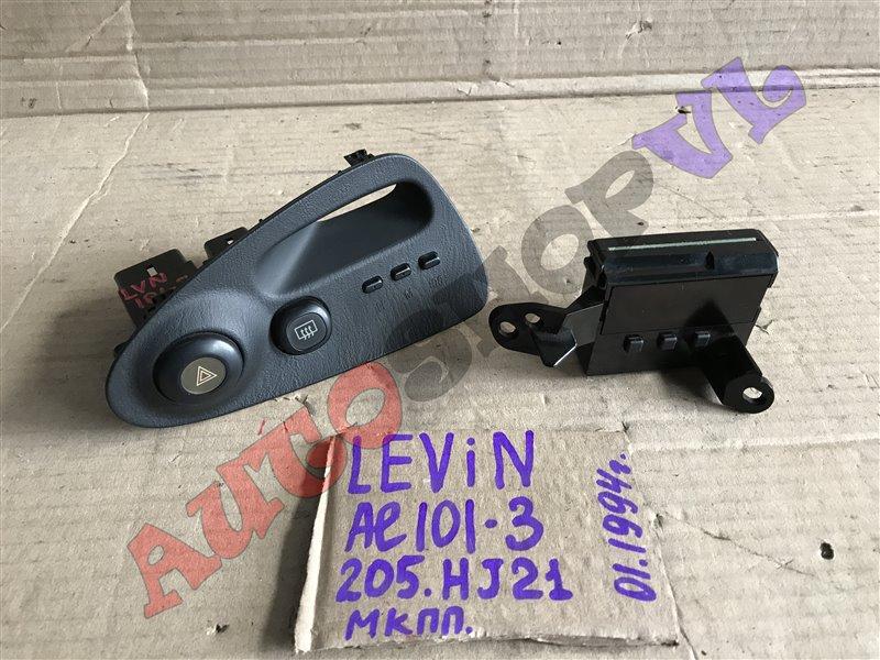 Часы Toyota Corolla Levin AE101 (б/у)