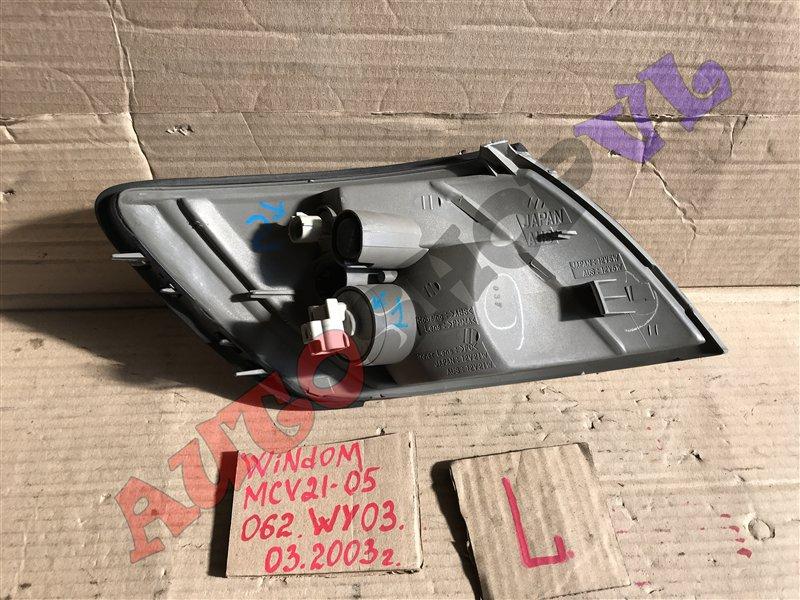 Патрон лампы Toyota Windom MCV21 2MZFE 03.2000 (б/у)