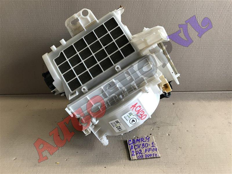 Мотор печки Toyota Camry ACV30 2AZFE 09.2001 (б/у)