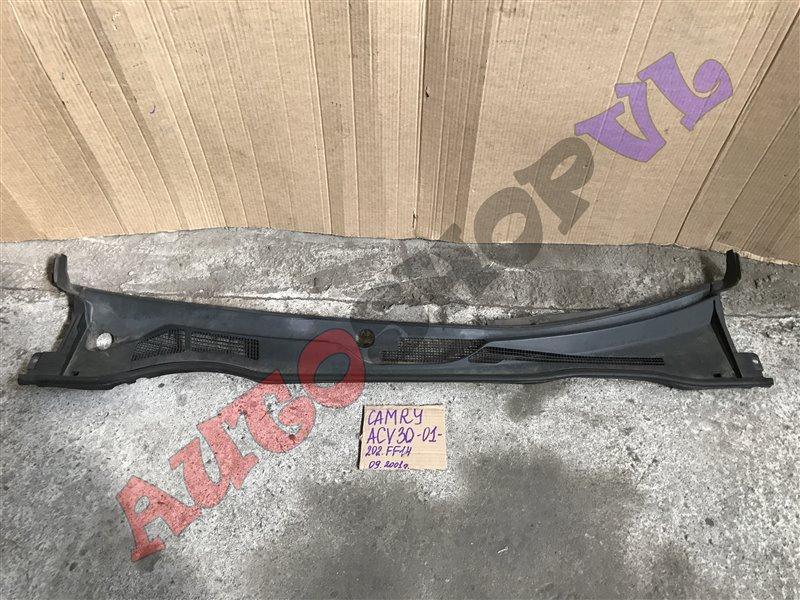 Решетка под дворники Toyota Camry ACV30 2AZFE 09.2001 (б/у)