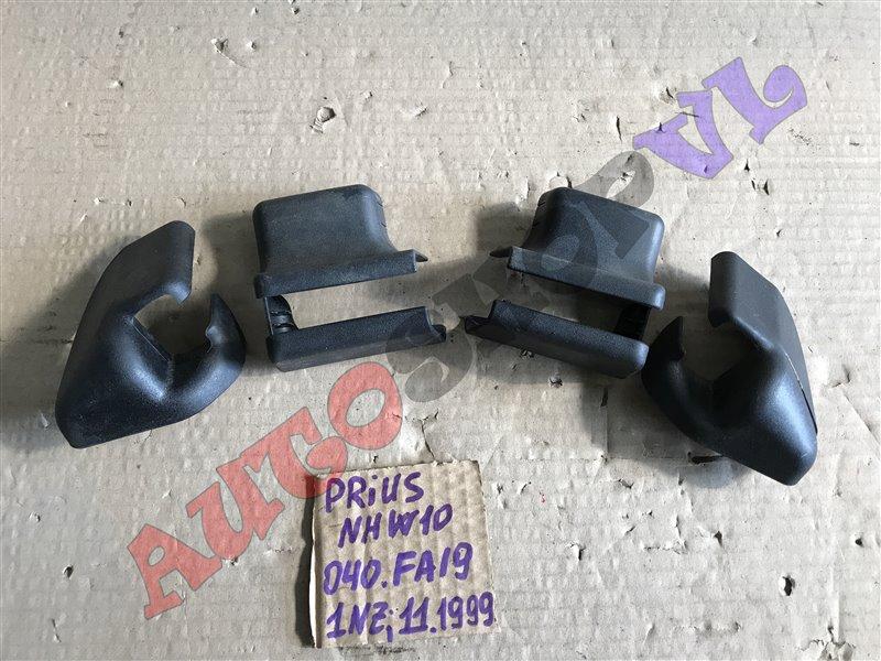 Пластик сидений Toyota Prius NHW10 1NZFXE 11.1999 (б/у)