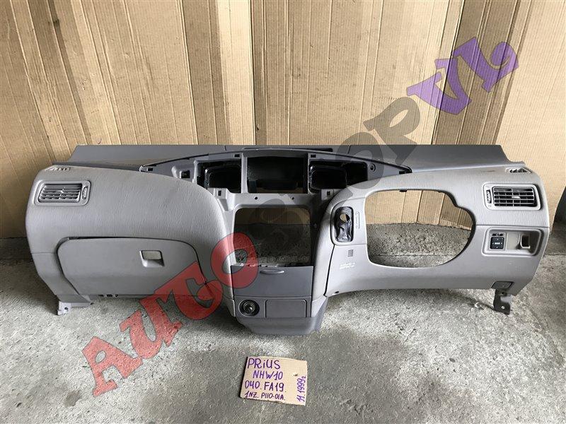 Торпедо Toyota Prius NHW10 1NZFXE 11.1999 (б/у)