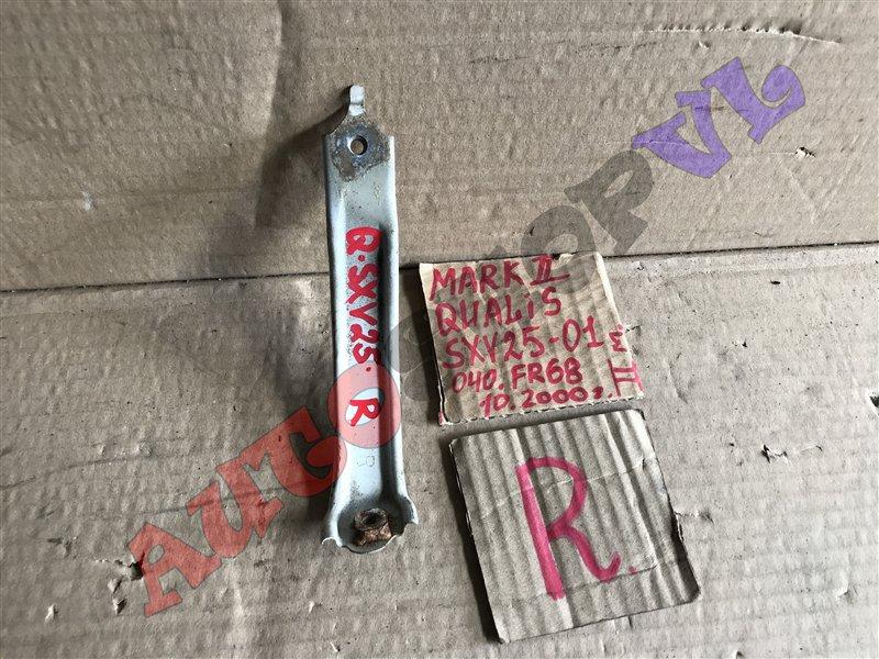 Крепление крыла Toyota Mark Ii Qualis SXV25 5SFE 10.2000 переднее правое (б/у)