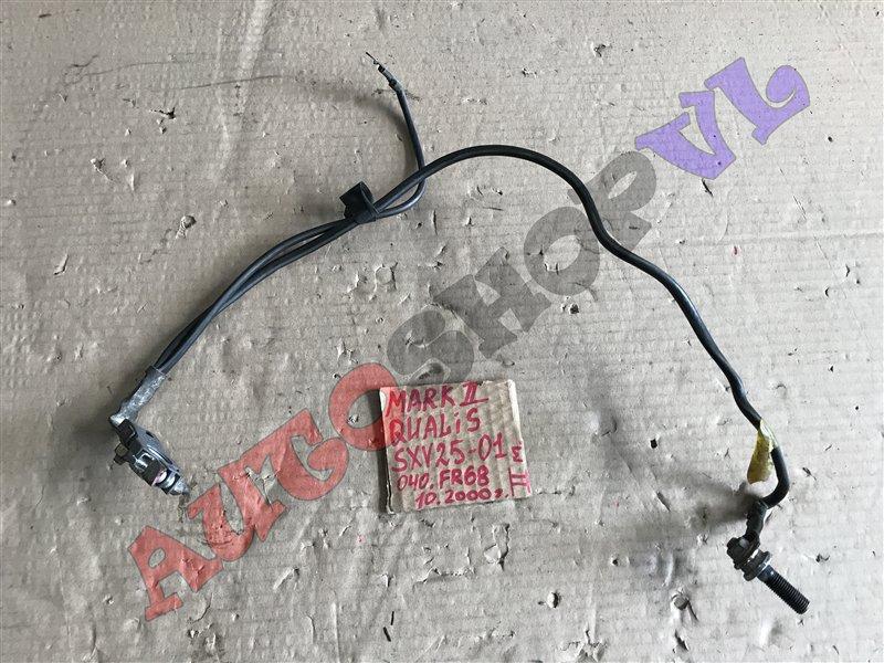 Клемма Toyota Mark Ii Qualis SXV25 5SFE 10.2000 (б/у)