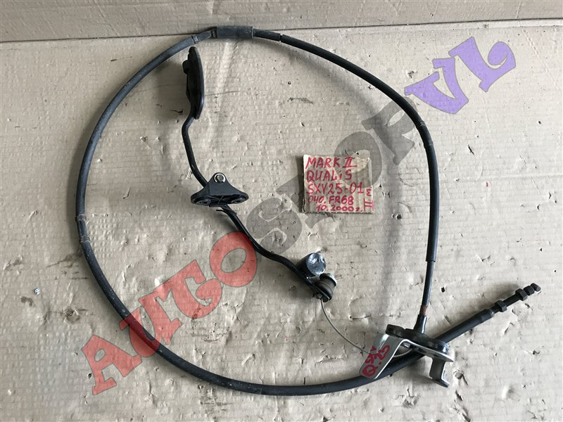 Тросик акселератора Toyota Mark Ii Qualis SXV25 5SFE 10.2000 (б/у)