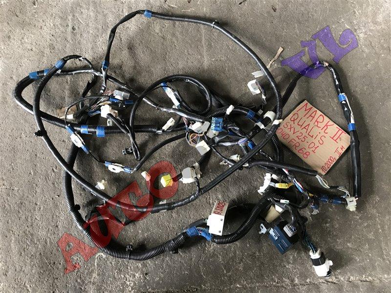 Электропроводка салона Toyota Mark Ii Qualis SXV25 5SFE 10.2000 правая (б/у)