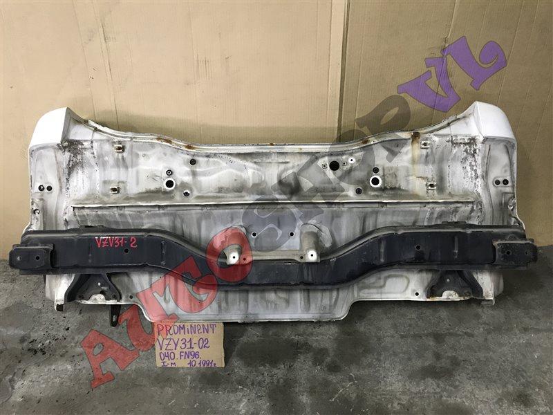 Задняя панель кузова Toyota Camry Prominent VZV33 задняя (б/у)