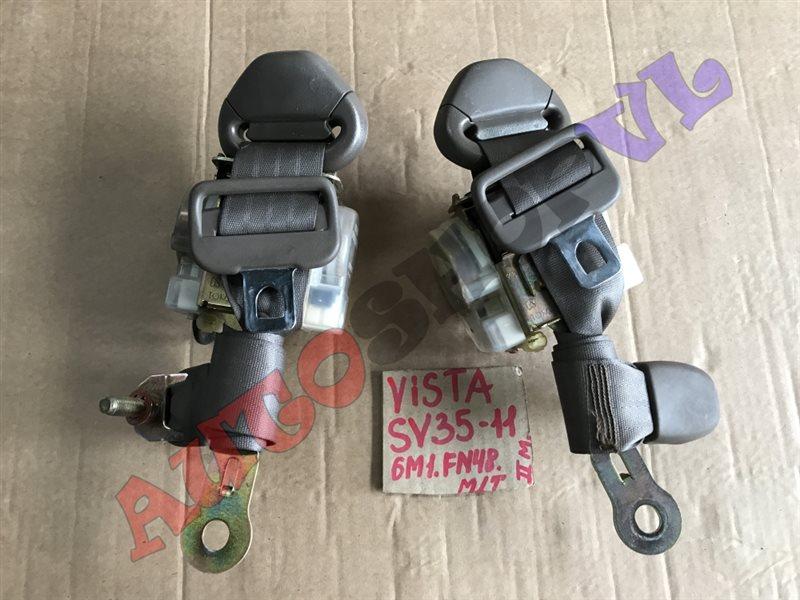 Ремень безопасности Toyota Vista SV30 передний (б/у)