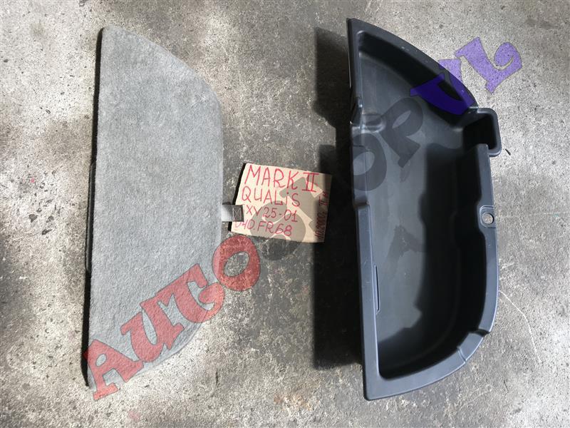Ящик в багажник Toyota Mark Ii Qualis MCV20 правый (б/у)
