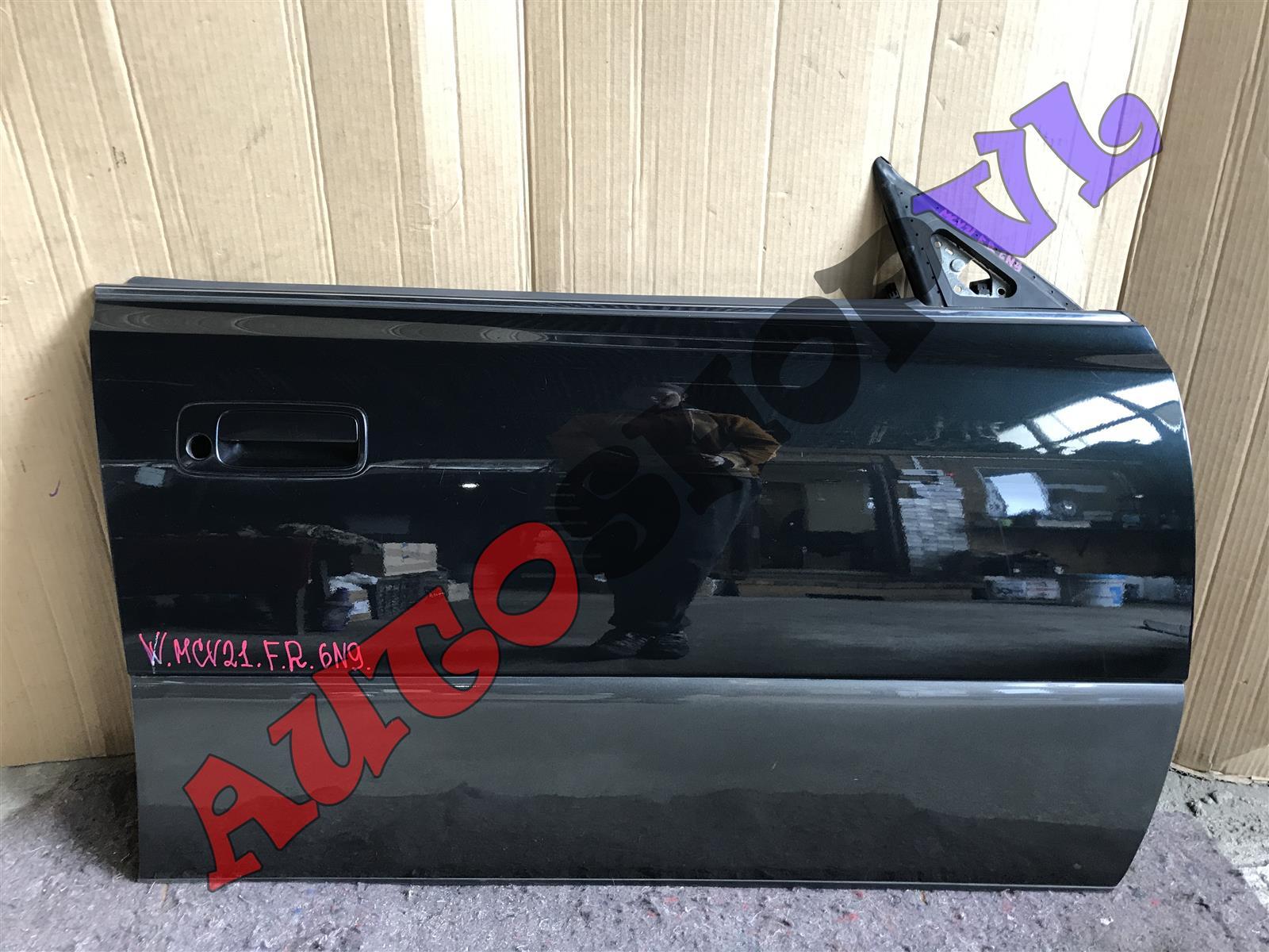 Дверь Toyota Windom MCV21 2MZFE 2000г. передняя правая (б/у)