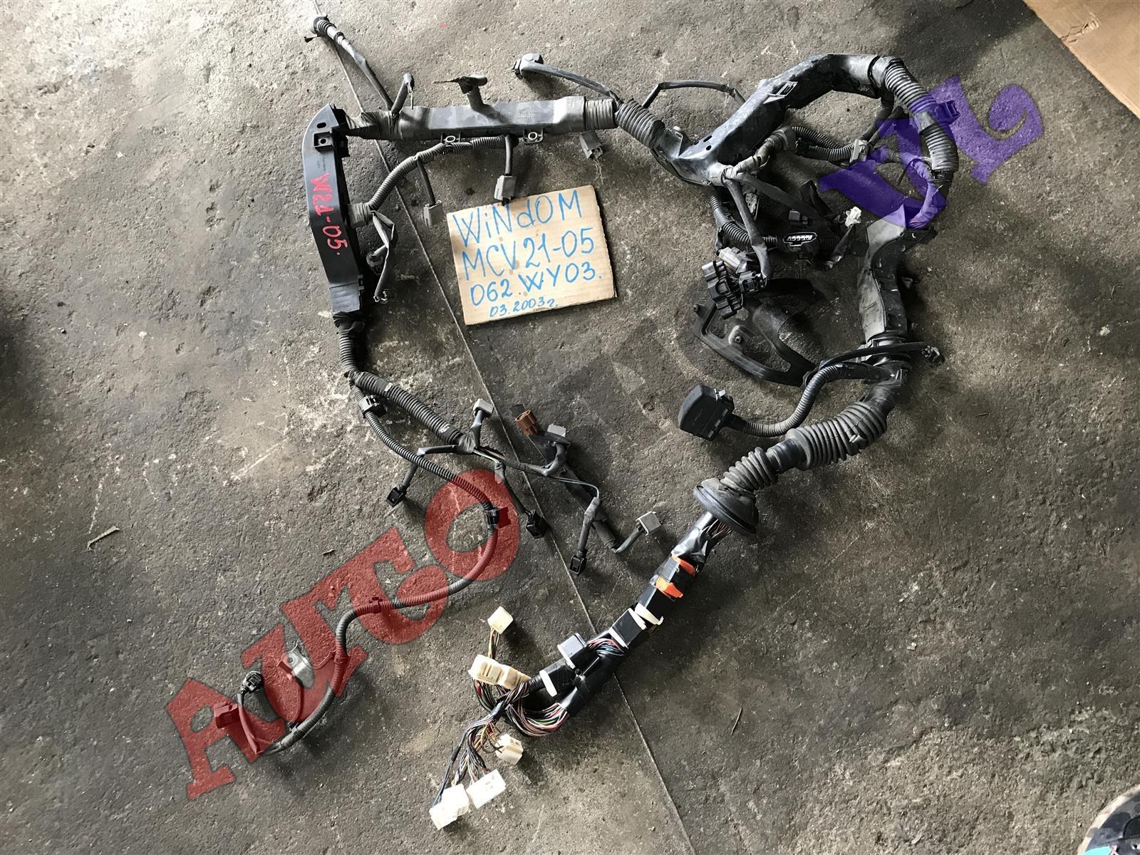 Коса двс Toyota Windom MCV21 2MZFE 03.2000 (б/у)