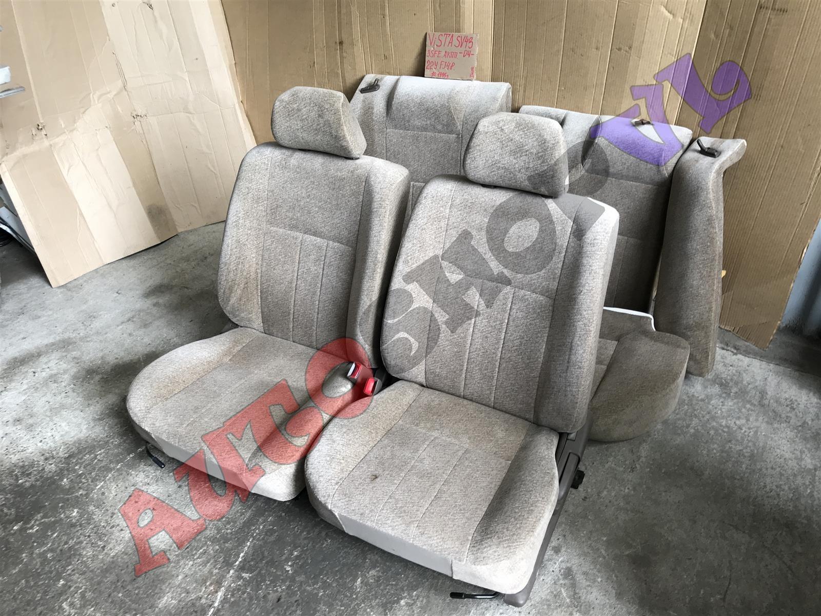 Сидение Toyota Vista SV40 1994 (б/у)