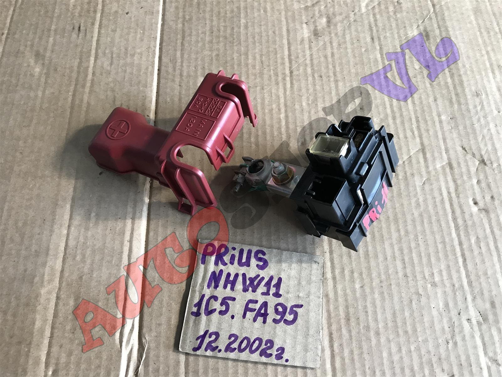 Клемма Toyota Prius NHW11 1NZFXE 12.2002 (б/у)