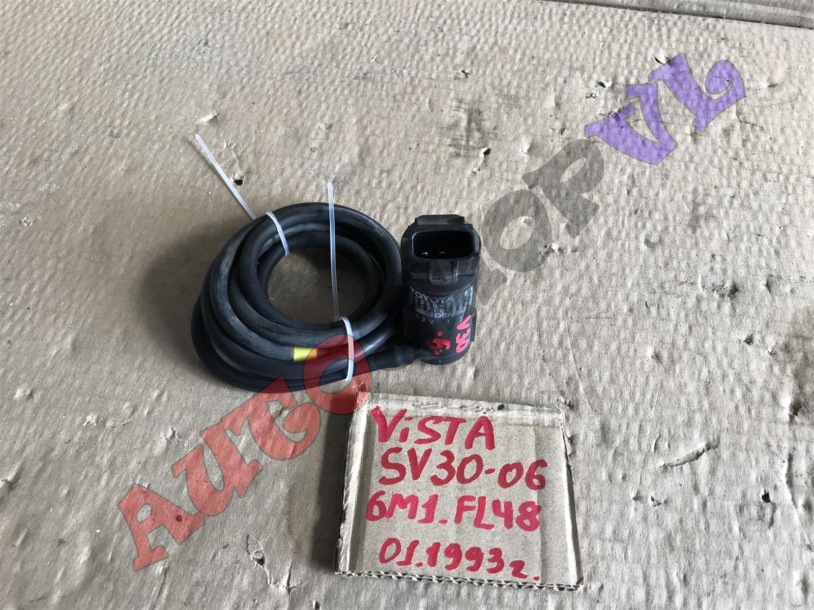 Мотор стеклоомывателя Toyota Vista SV30 (б/у)