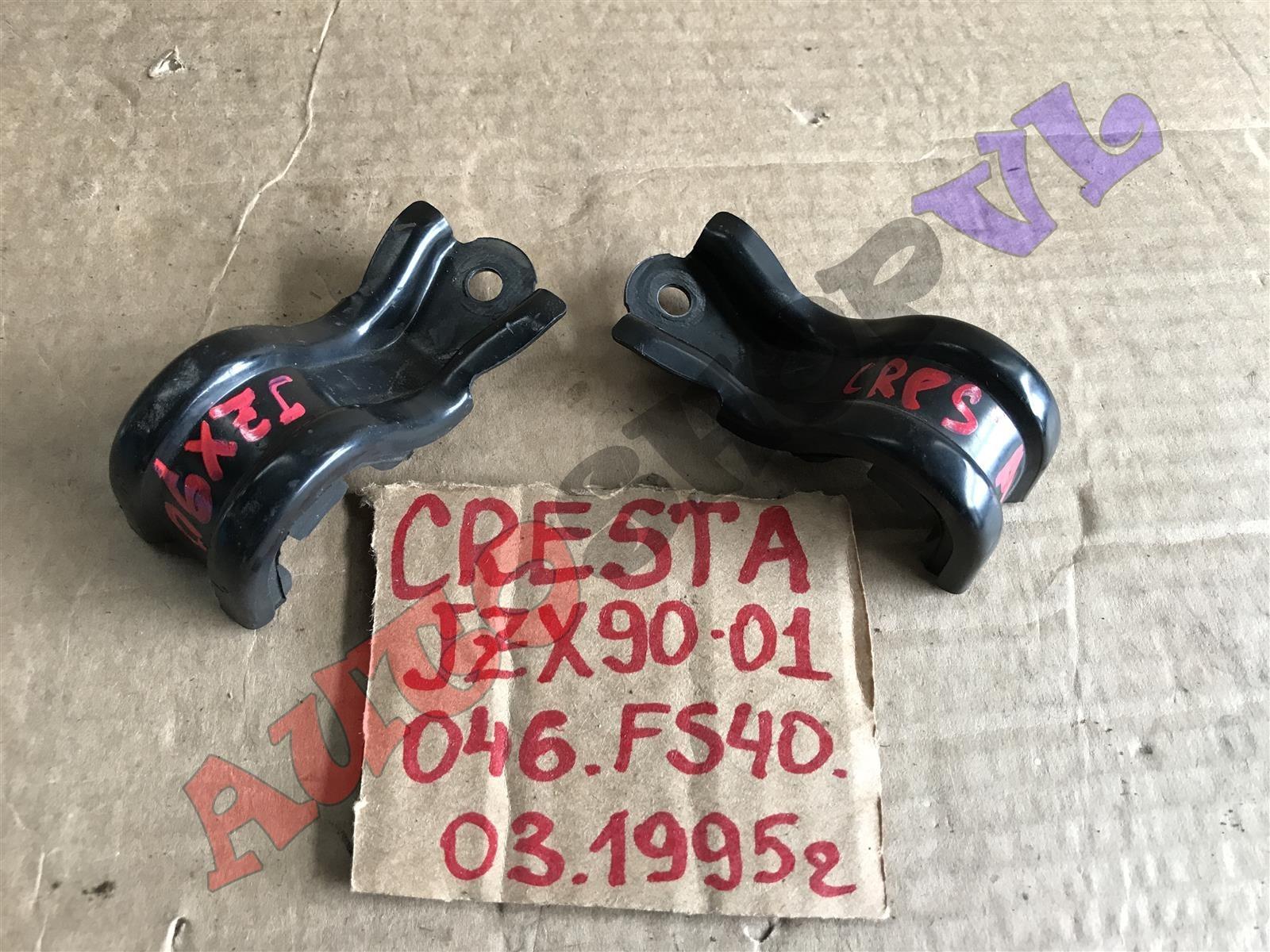 Крепление радиатора Toyota Cresta JZX90 1JZGE 03.1995 (б/у)