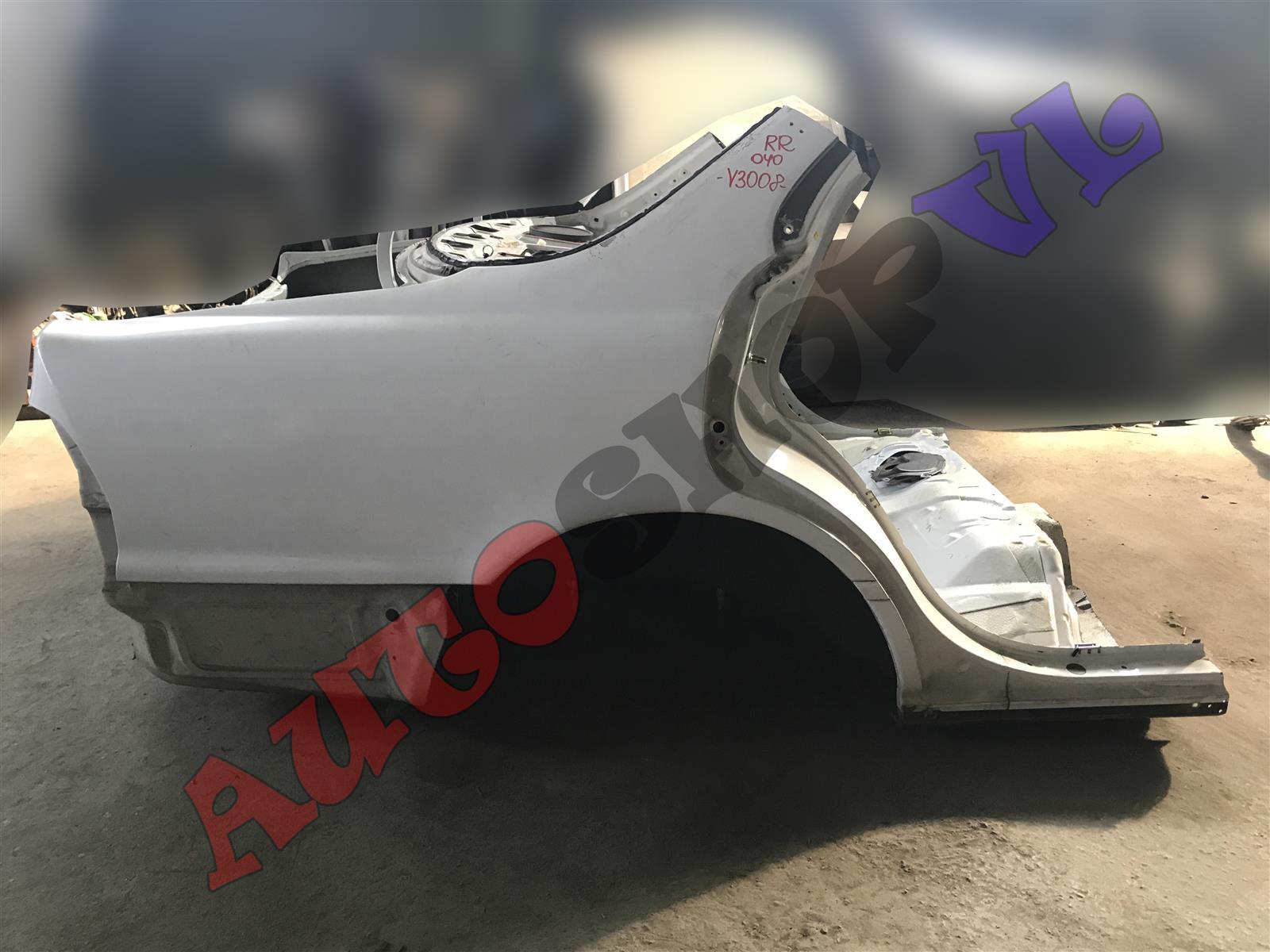 Крыло Toyota Vista SV30 заднее правое (б/у)