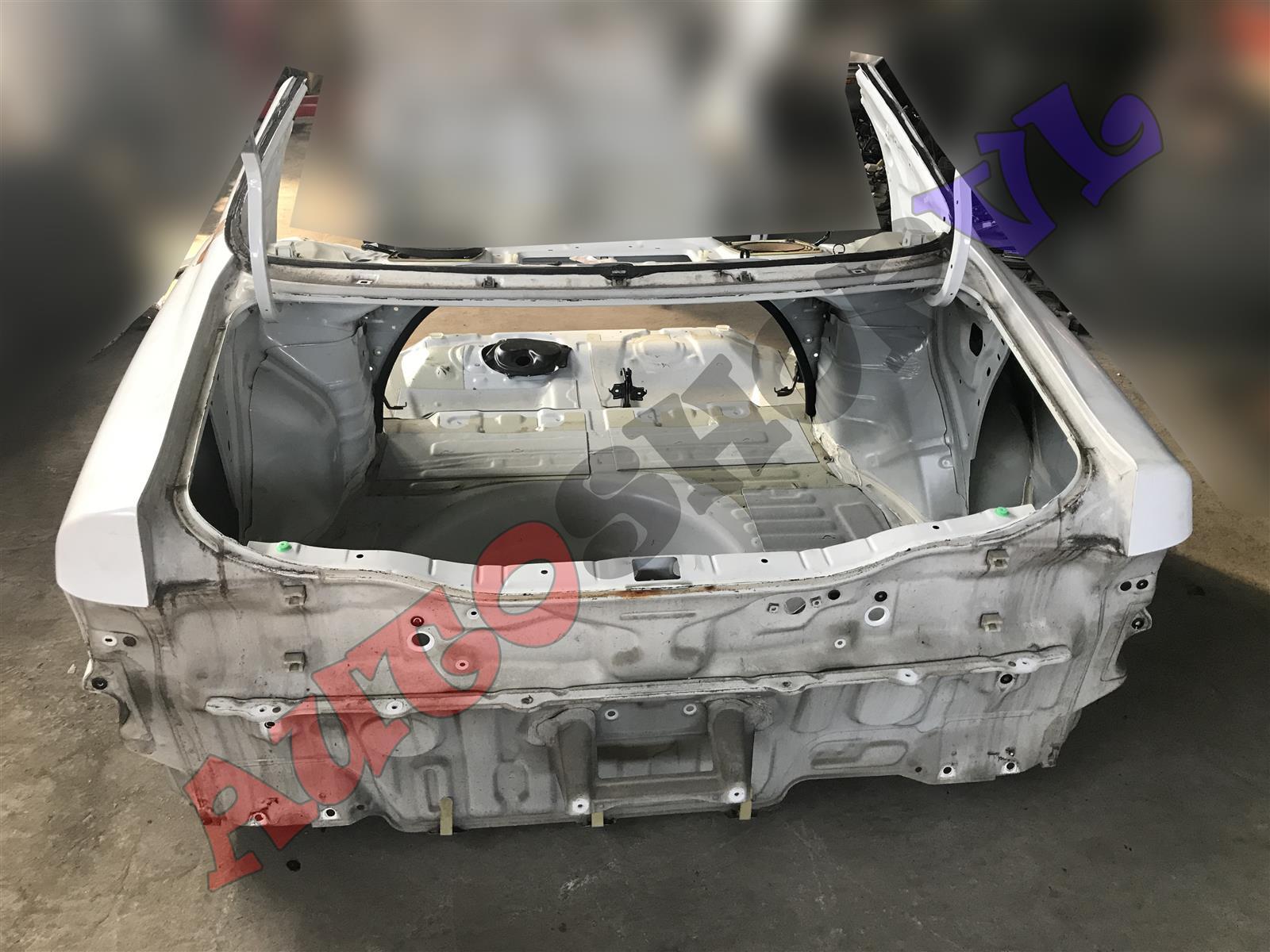 Rear cut Toyota Vista SV30 (б/у)