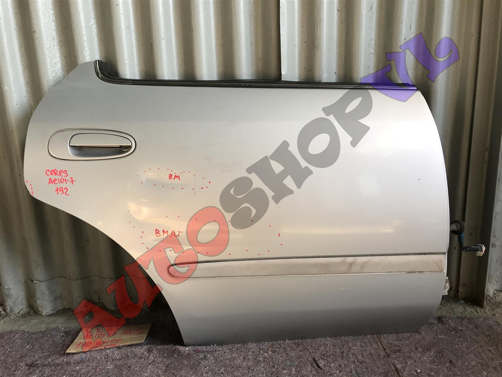 Дверь Toyota Corolla Ceres AE101 задняя правая (б/у)