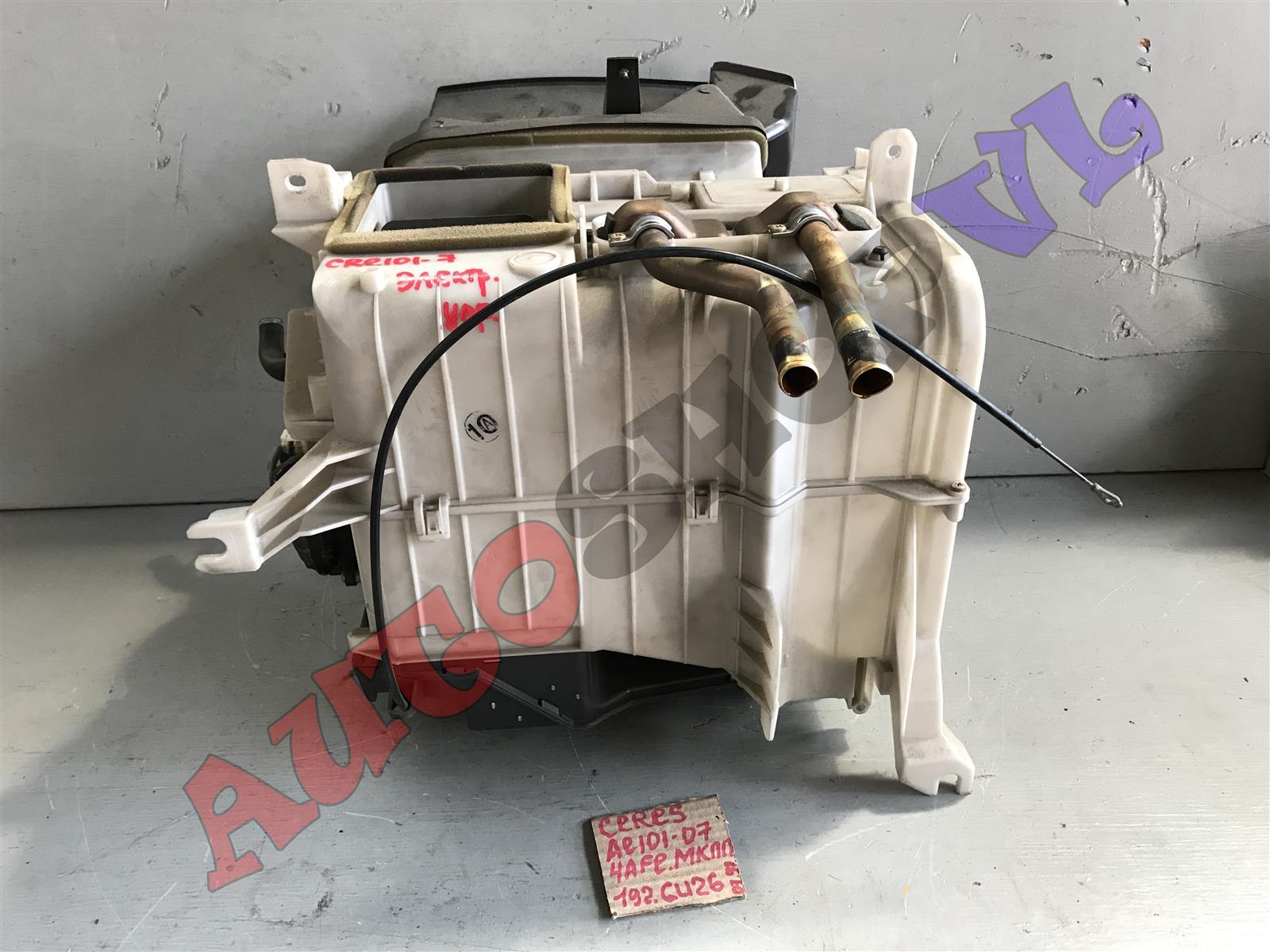 Печка Toyota Corolla Ceres AE101 4AFE (б/у)