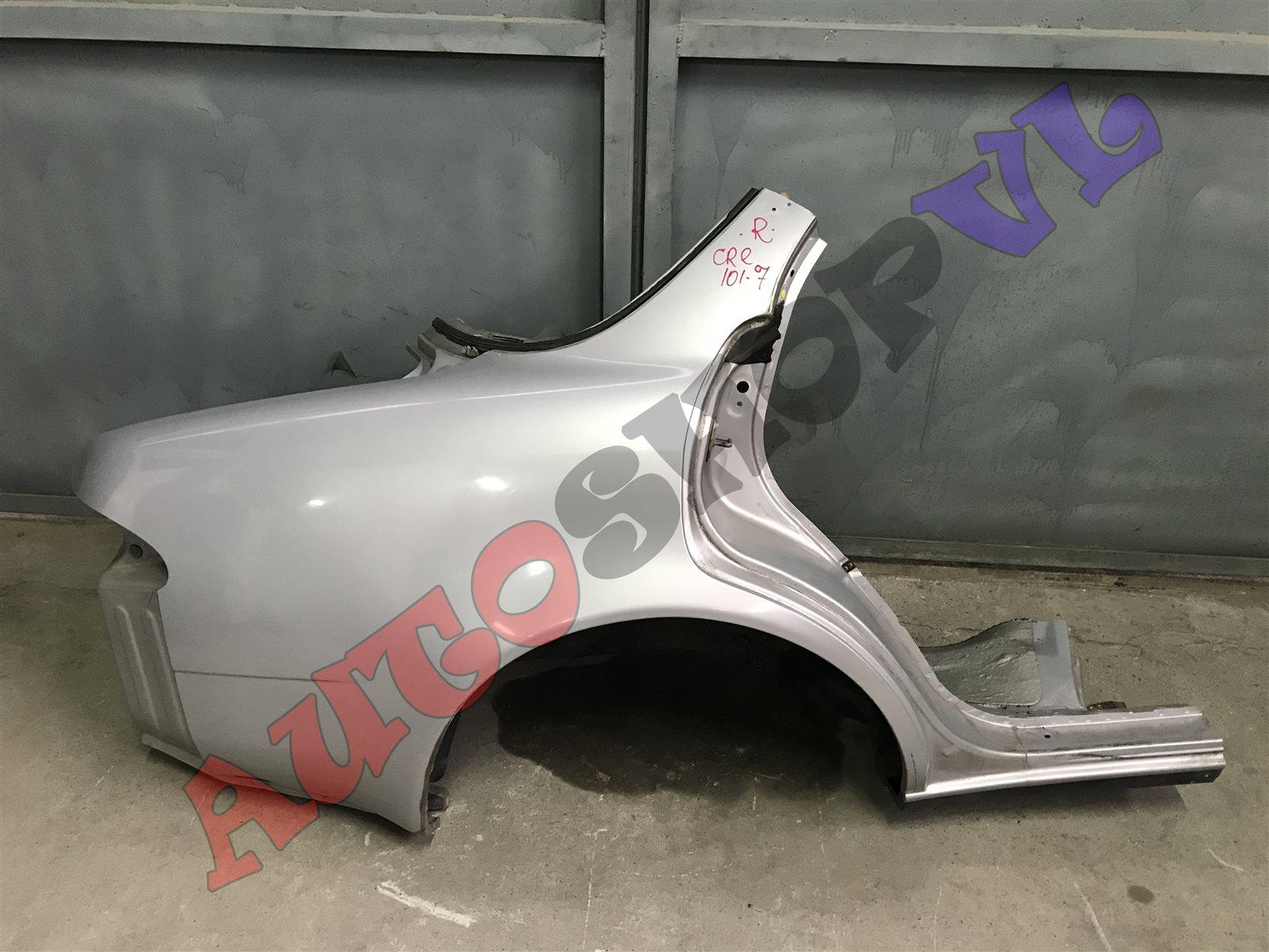 Крыло Toyota Corolla Ceres AE101 заднее правое (б/у)