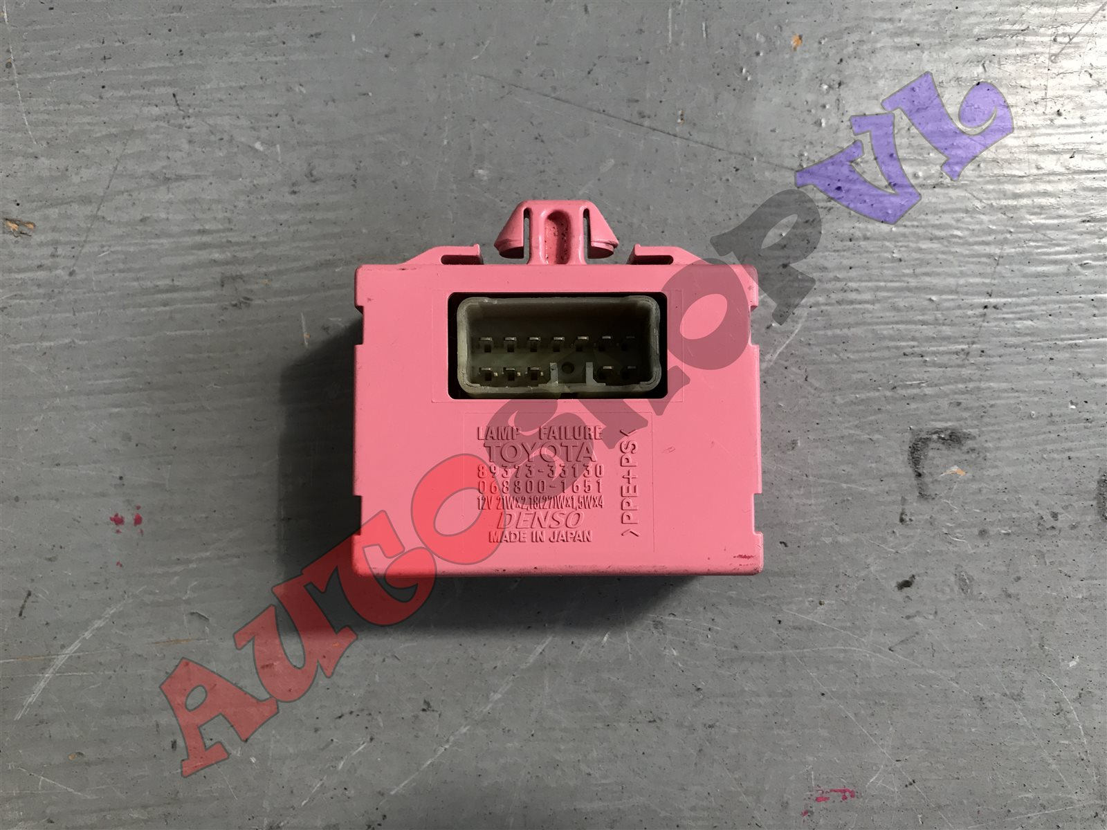 Блок контроля исправности ламп Toyota (б/у)