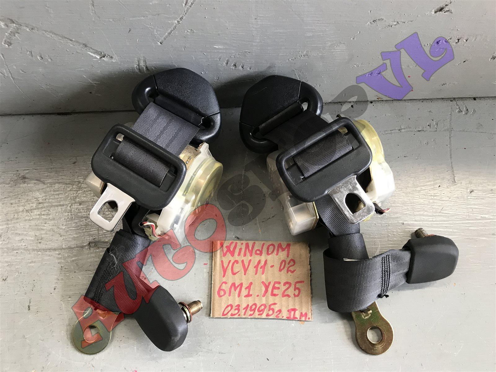 Ремень безопасности Toyota Windom VCV11 передний (б/у)