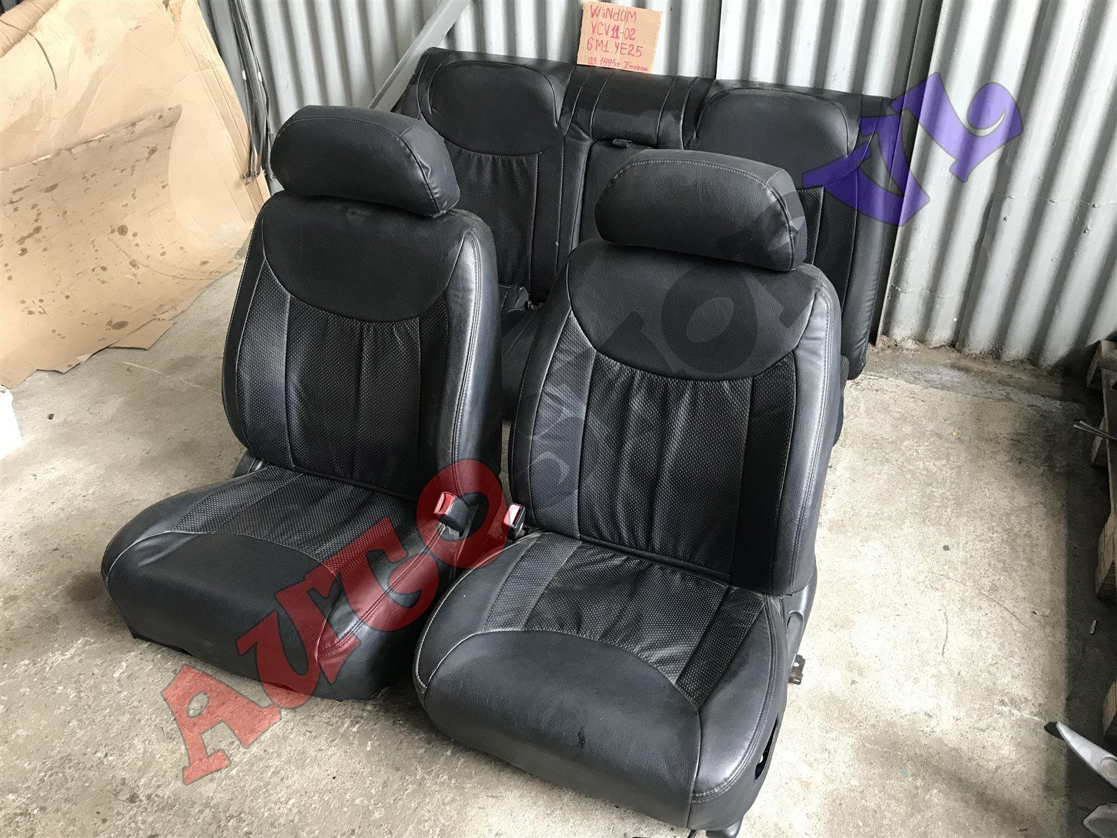 Чехлы на сидения Toyota Windom VCV11 (б/у)