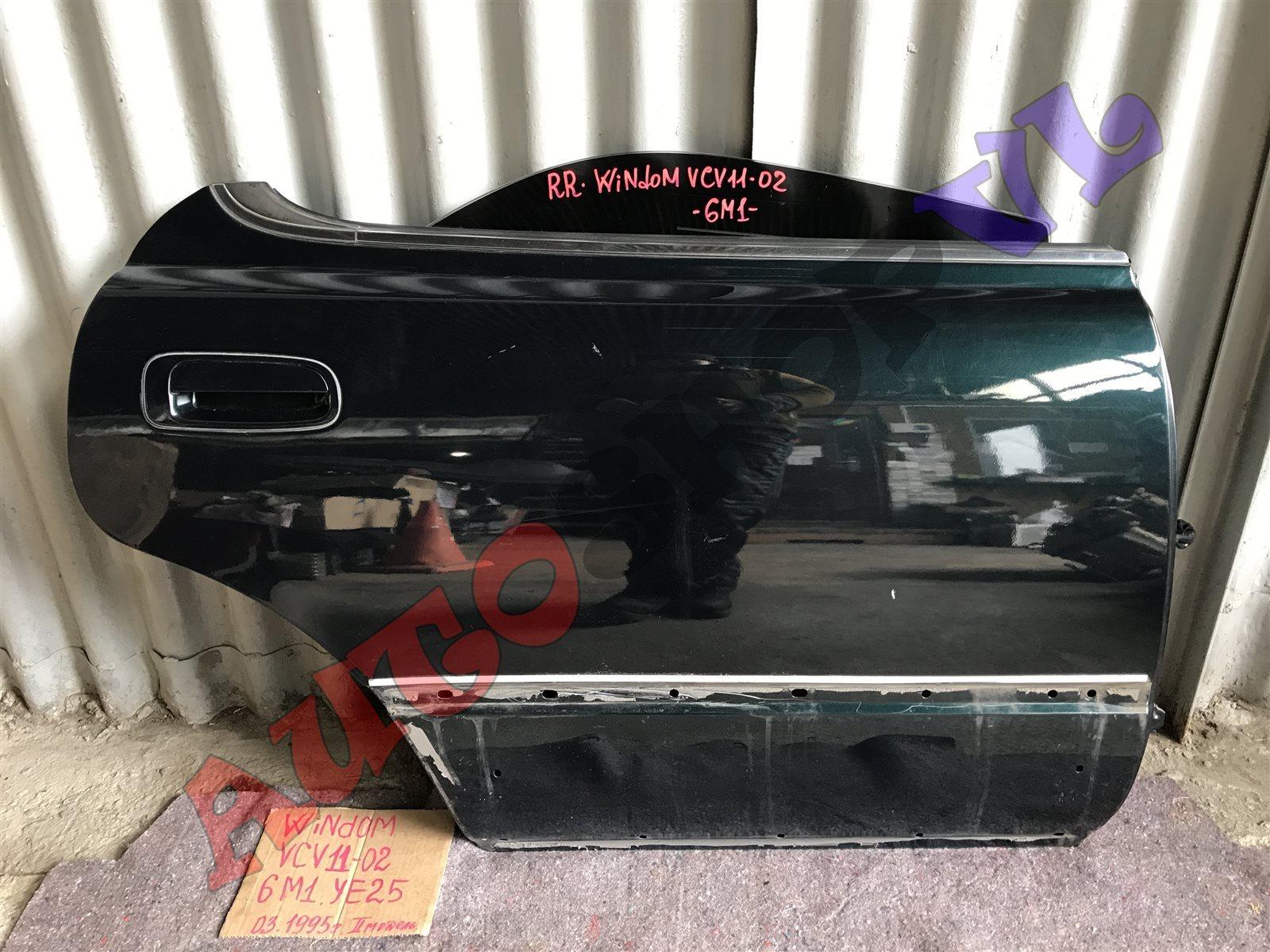 Дверь Toyota Windom VCV11 задняя правая (б/у)