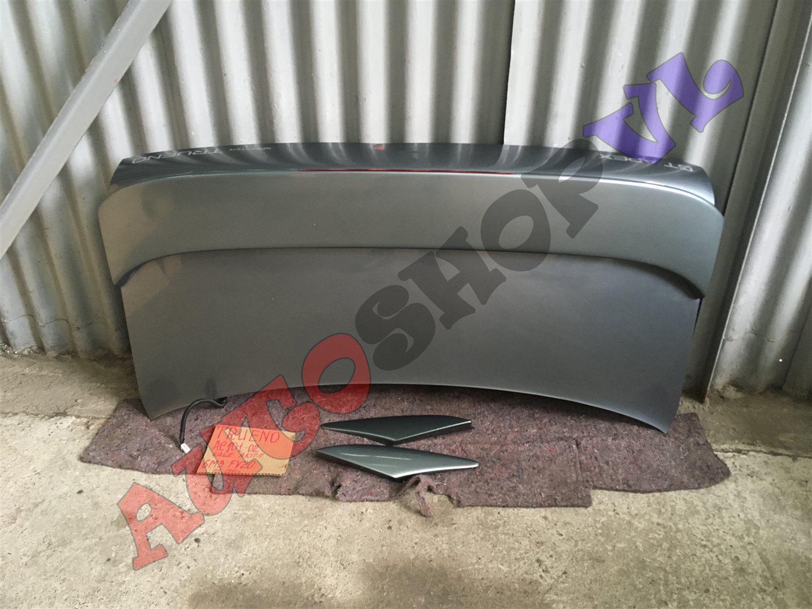Крышка багажника Toyota Sprinter Trueno AE101 (б/у)